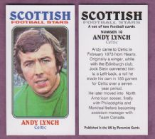 Glasgow Celtic Andy Lynch